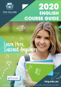 English Course Guide 2020 TMG College Australia