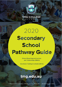 SBAT Course Guide 2020 TMG College Australia